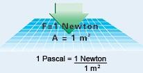 Equivalencia del newton