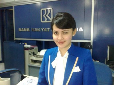 Job Vacancy PT Bank BRI (Persero) October 2012