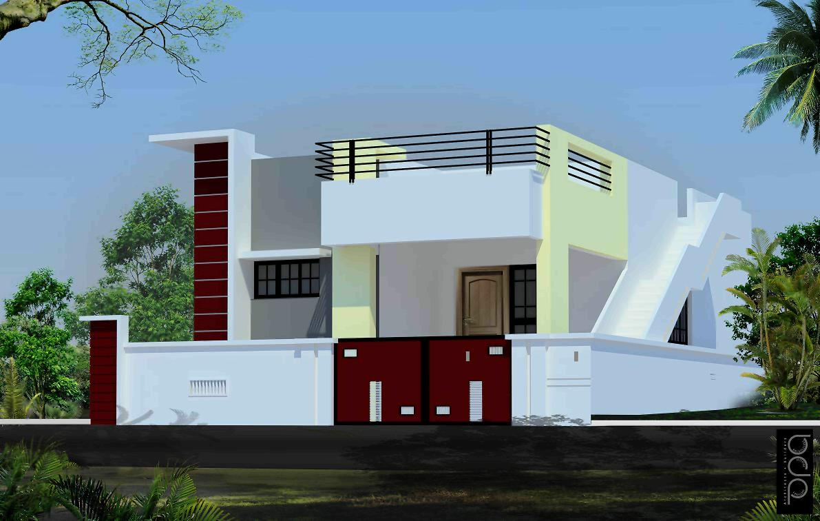 23 spectacular individual house design home plans for Independent house model pictures