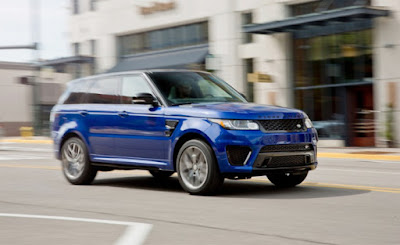 2016 Land Rover Range Rover Sport SVR Canada Review