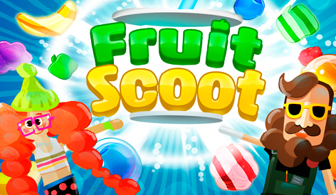 Fruit Scoot Gameplay IOS / Android