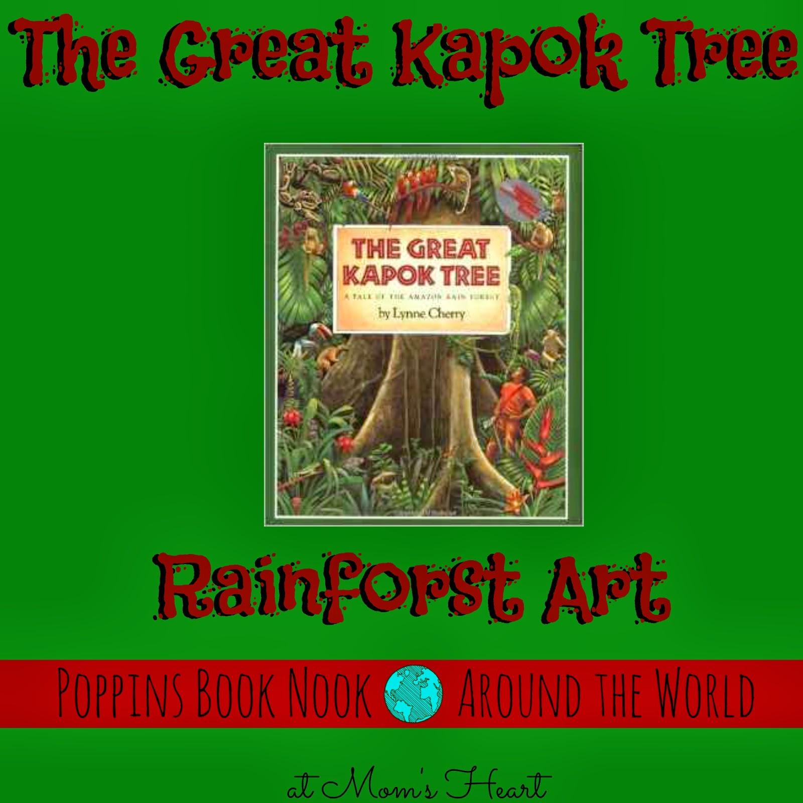 Kapok Tree Clip Art