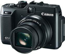Latest Canon G1X Powerful Fixed Lens G-Series Camera