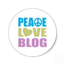 Peace love blog