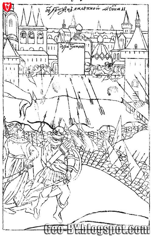 Битва суздальцев с новгородцами