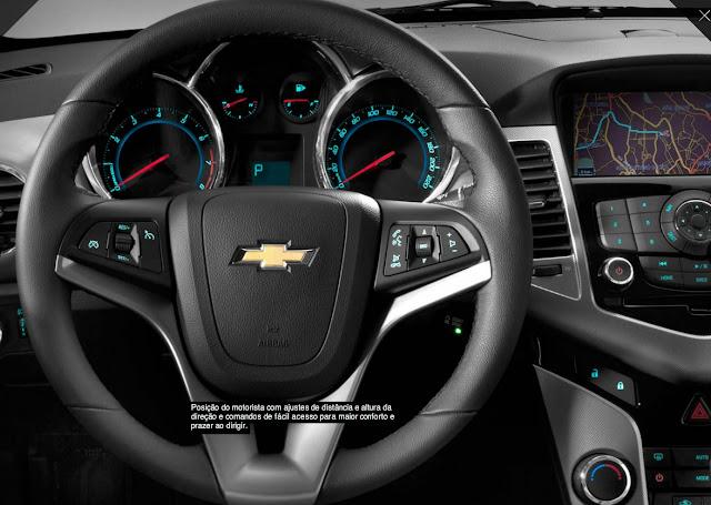 Chevrolet Cruze Painel