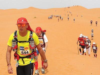 Morocco Sand Marathon