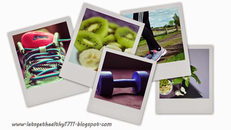 Let's get healthy!