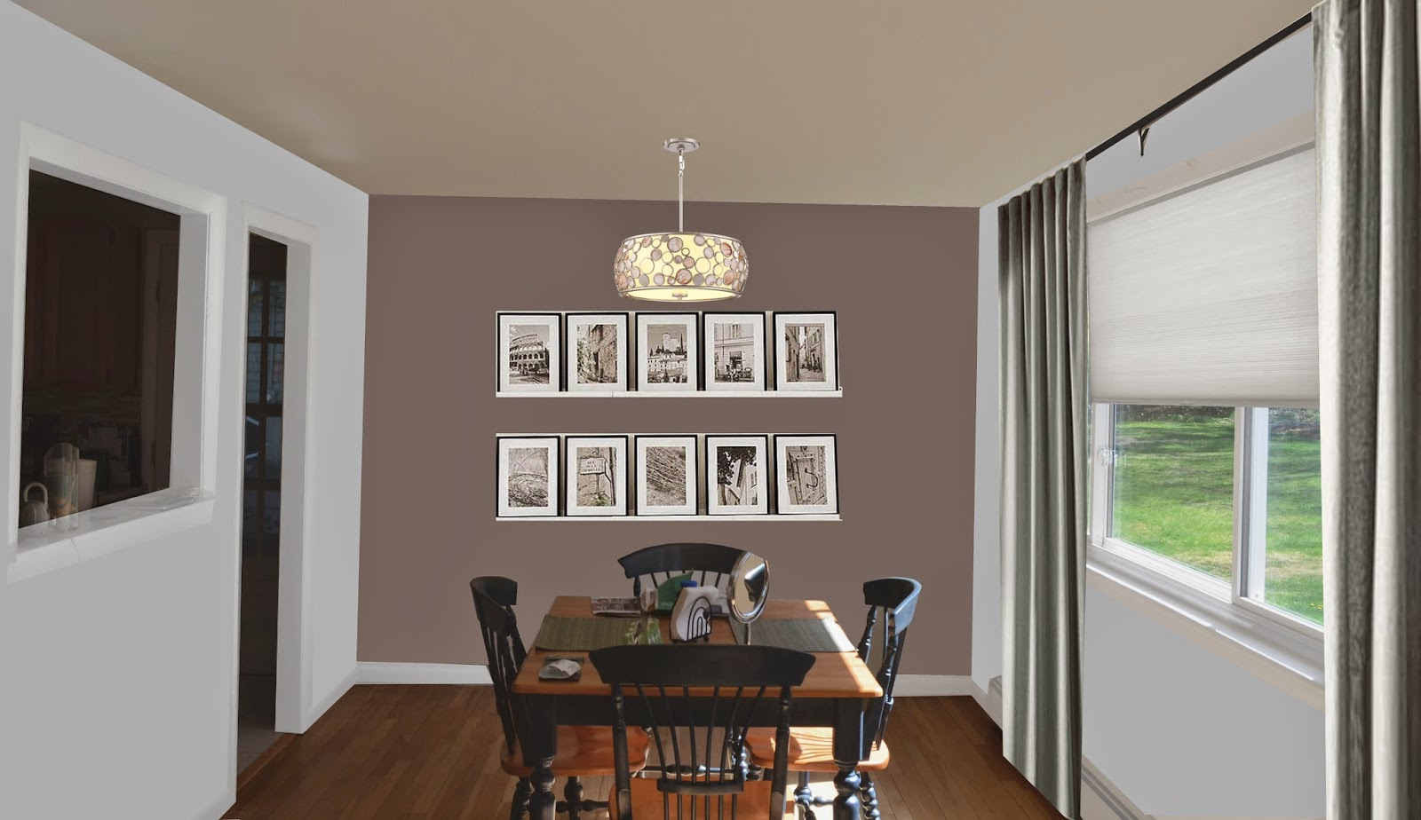 Paint Colors For Dining Room And Living Room