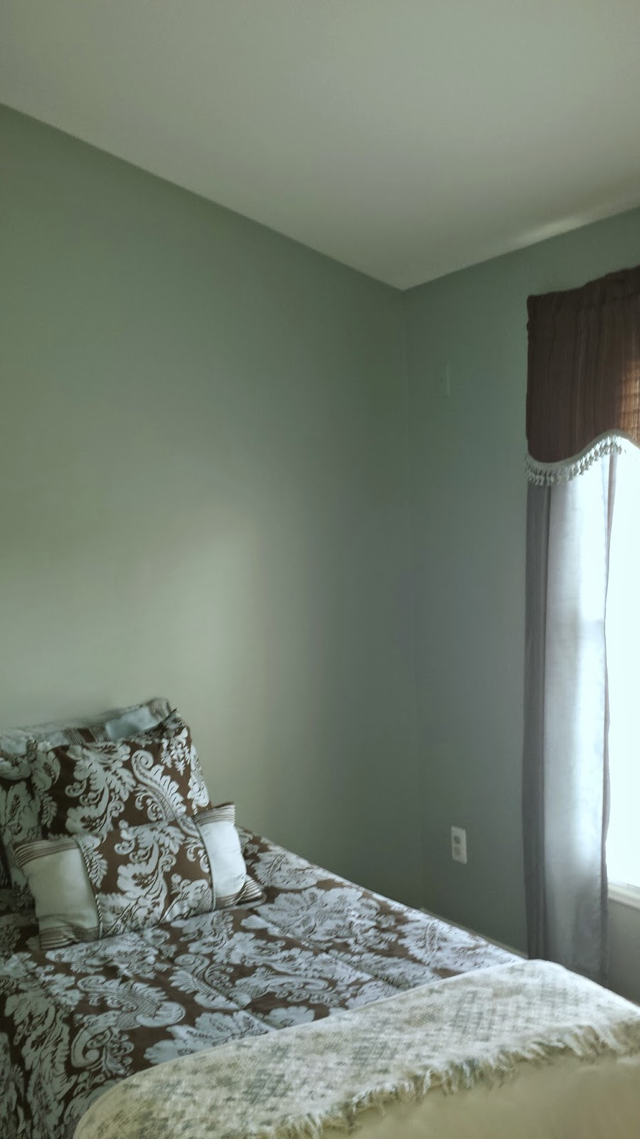 Benny B 39 S Painting Mindful Gray Bedroom Makeover