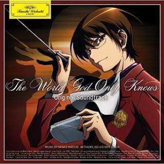 Kami Nomi zo Shiru Sekai Original Soundtrack