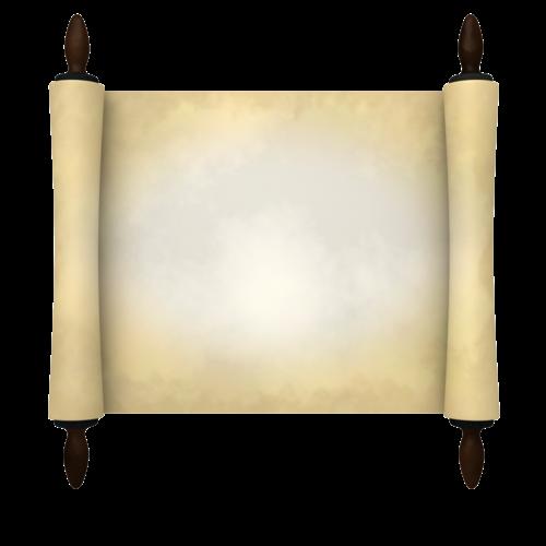 Ancient Scroll: Hayley Sullivan's Portfolio: The Codex And The Illuminated