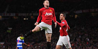 Video Gol Manchester United vs Reading 17 Maret 2013