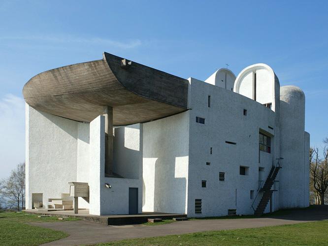 El plan z arquitectura le corbusier capilla ronchamp - Arquitecto le corbusier ...