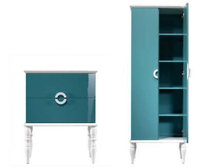The Doll Bathroom Collection by Ypsilon