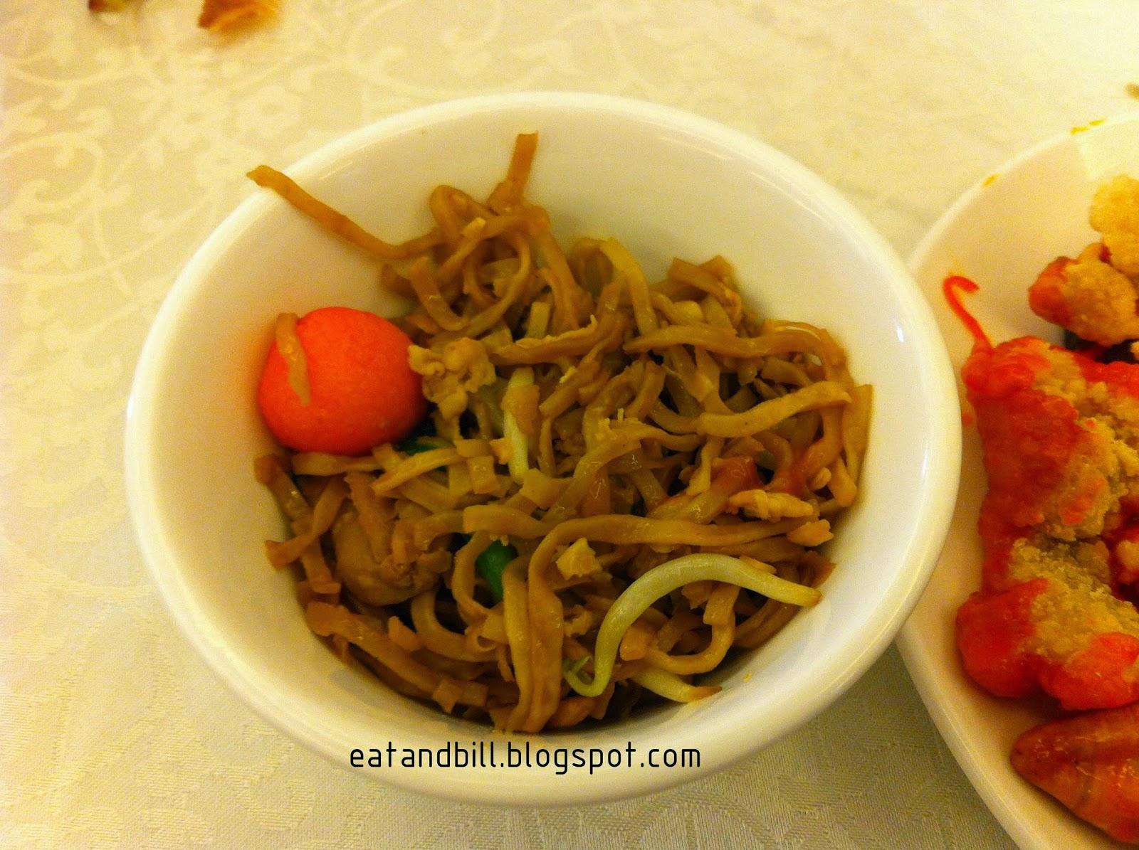Eat And Bill April 2015 Indomie Salted Egg Goreng Telur Asin Udang Telor Fried Prawn With Sauce Mie Ulang Tahun