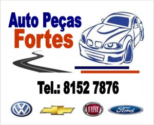 AUTO PEÇAS FORTES