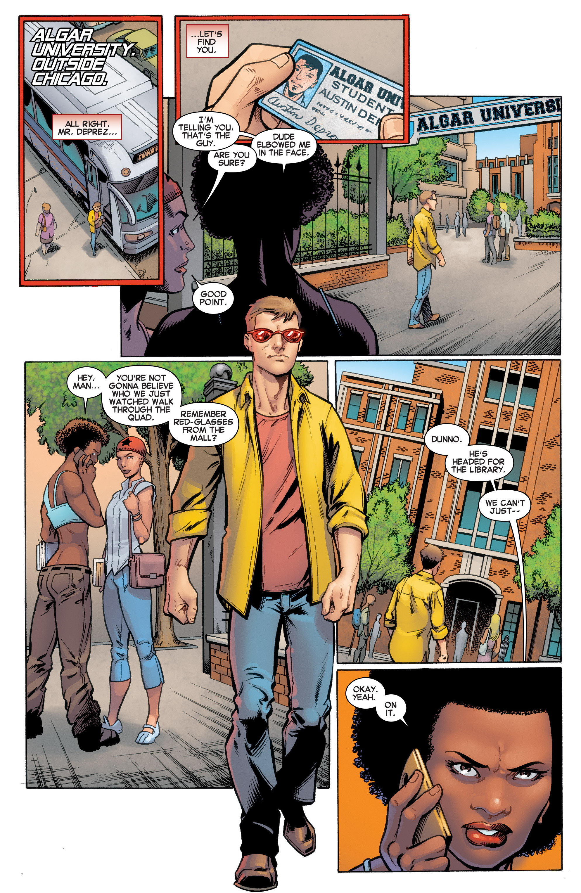 All-New X-Men (2016) Issue #1 #2 - English 15