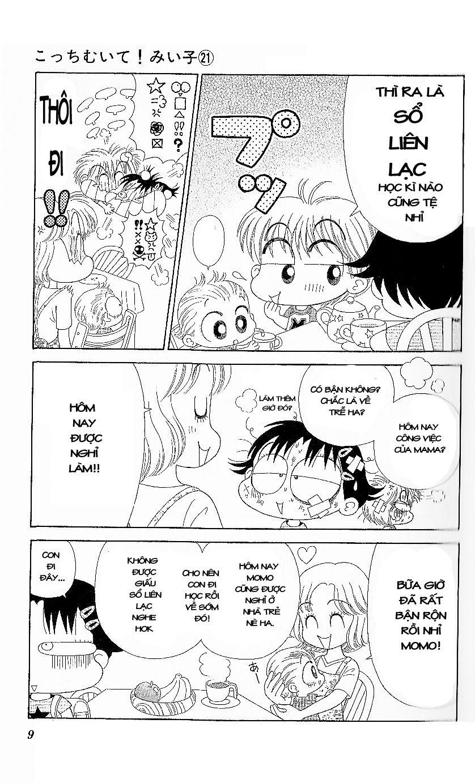 Kocchi Muite! Miiko chap 21 - Trang 7