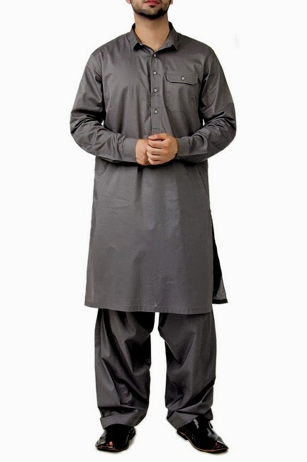 Gent's Eid Party Wear Shalwar Kameez and Kurta