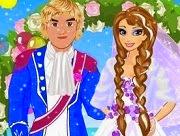 Frozen La Boda de Anna y Kristoff