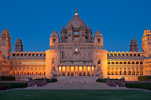 Umaid Bhawan Palace - Experience the essence of royalty