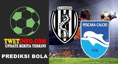 Prediksi Cesena vs Pescara