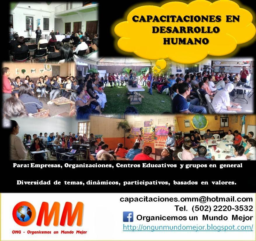 Organicemos un Mundo Mejor (Ong Guatemala)