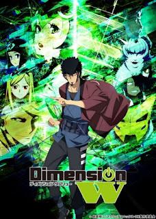Dimension W Poster
