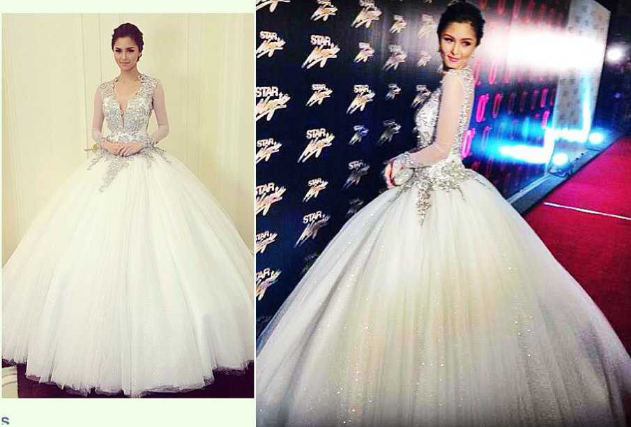 tSiSmoSa!: The Unforgettable Sights of the Star Magic Ball 2013