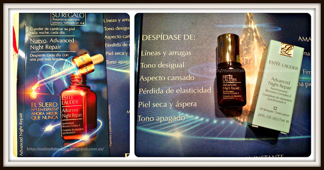 Revista Woman Diciembre 2013 - regalo Advance Night Repair ANR de Estée Lauder