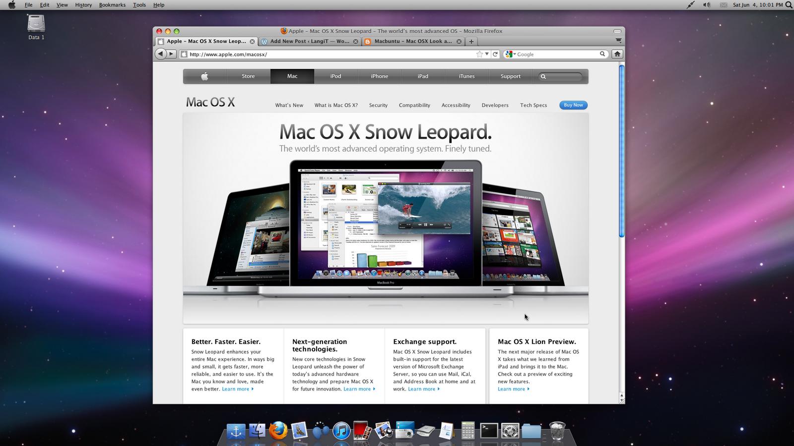 download mac os isos