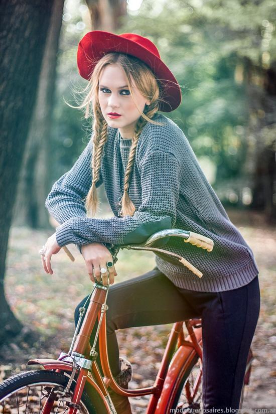 Invierno 2014. Skivaropa de mujer: Sweatrs, sacos y vestidos tejidos.