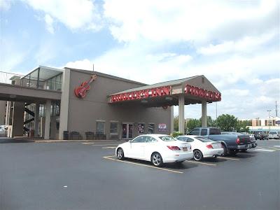 Fiddlers Inn Motel, Nashville Tennessee