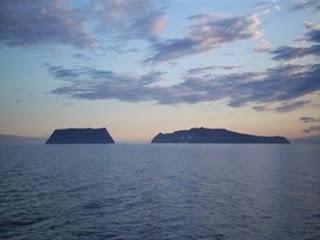 Islas, Diomedes, Viajar, Extranjero