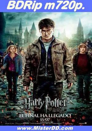Harry Potter y las reliquias de la Muerte: Parte 2 (2011) [BDRip m720p.]