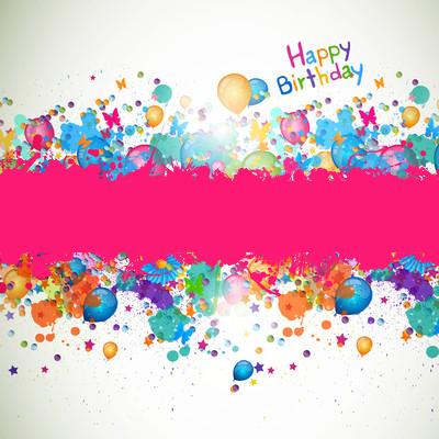 gratis invitación cumpleaños