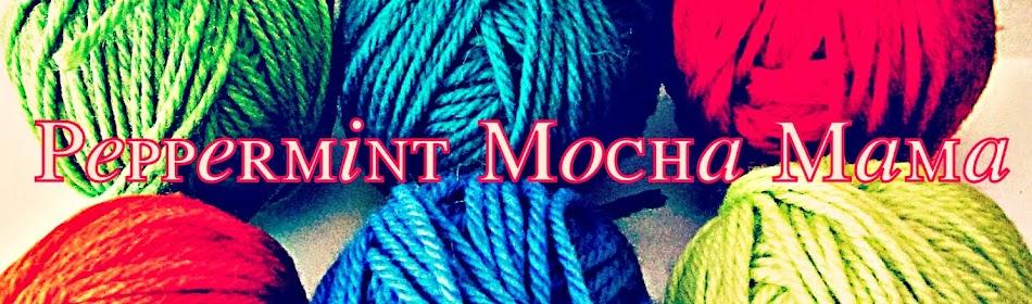 Peppermint Mocha Mama