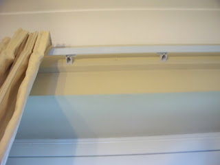 lavender attic cosy thrifty door curtain. Black Bedroom Furniture Sets. Home Design Ideas