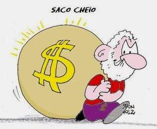 Roque Sponholz: Saco Cheio.
