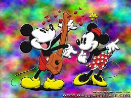 Free Download Celebrity Wallpapers: background mickey mouse - photo#18
