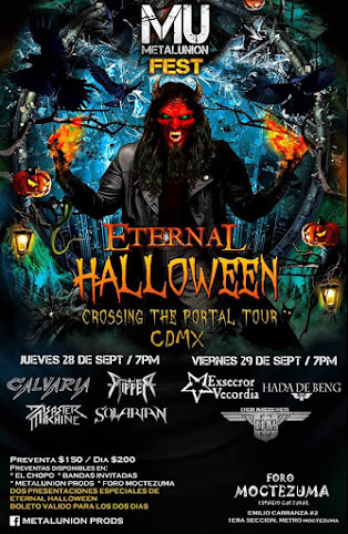 Eternal Halloween fest