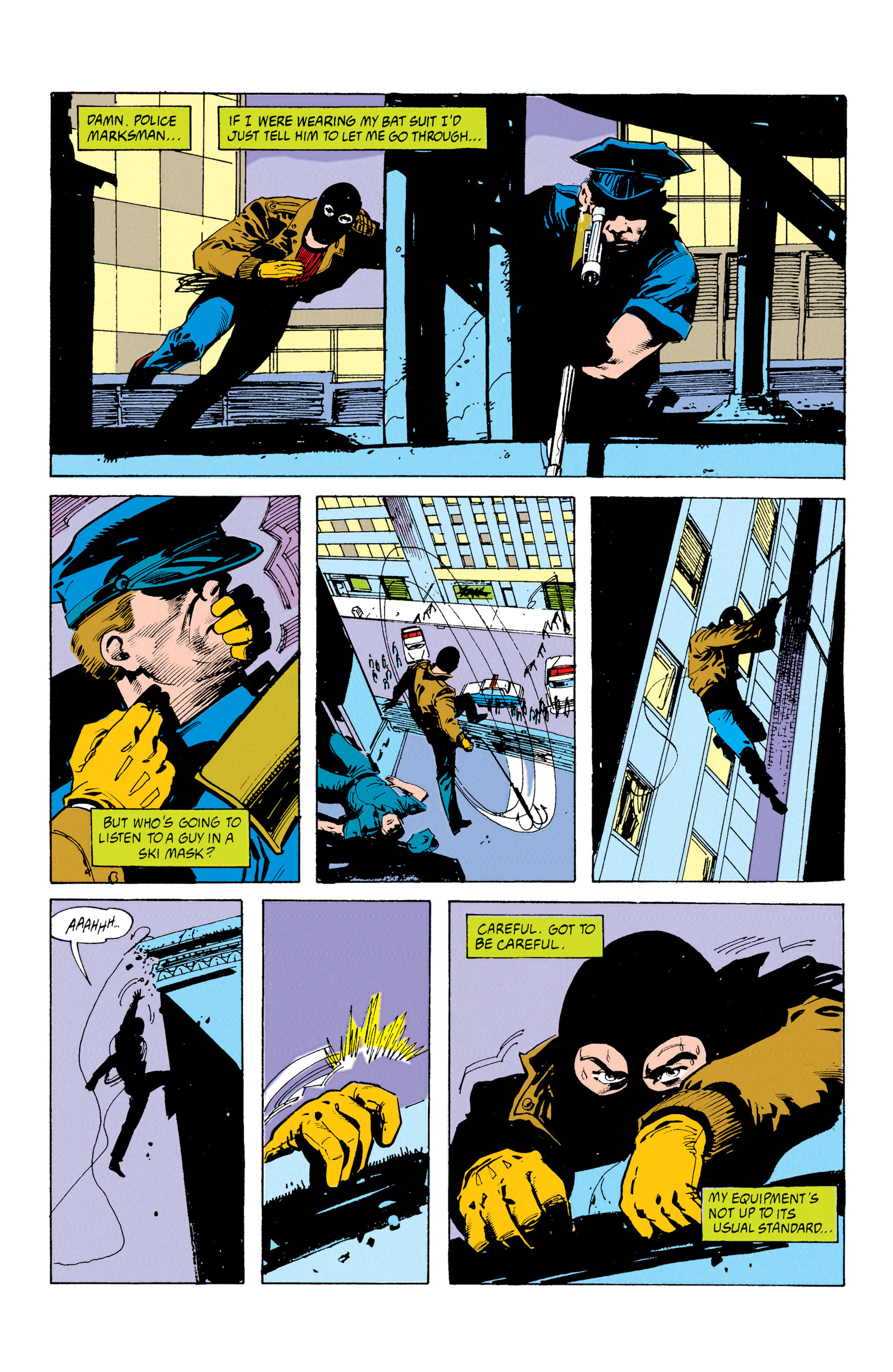 Detective Comics (1937) Issue #633 Page 13