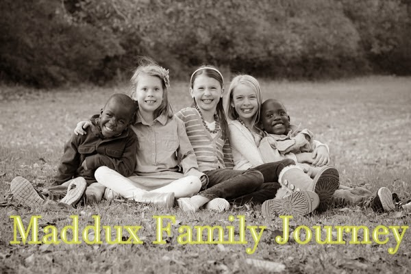 Maddux Family Journey