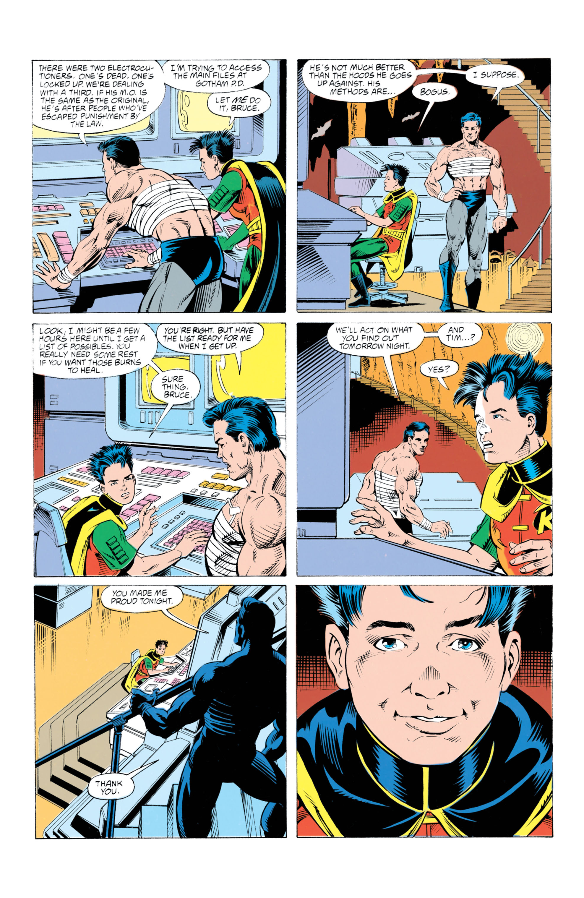 Detective Comics (1937) Issue #645 Page 8