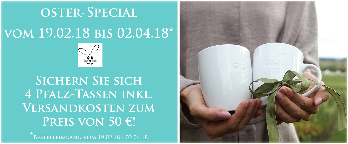 Oster-Special im Shop