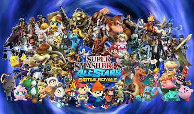 Super Smash Bros All Stars