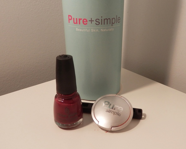 March 2012 Pure + Simple Topbox