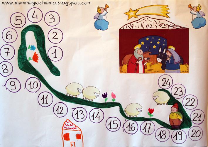MammA GiochiaMo?: Il calendario dell'Avvento fatto dai bambini