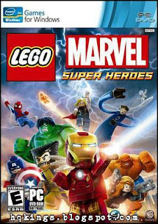 LEGO MARVEL Super Heroes FLT